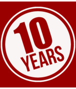 10th Birthday Discount!