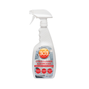 303 Marine Citrus Cleaner & Degreaser