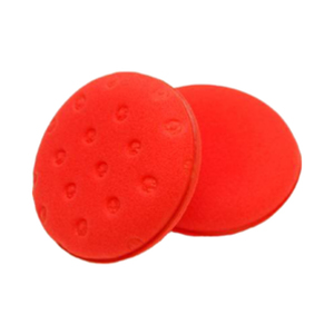 Lake Country CCS Red Wax/Sealant Applicator Pads - 2 Pack