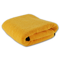 Gold Plush XL Microfibre Towel 25 x 36 inches