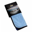 Kent 2in1 Clean & Sparkle Microfiber Cloth