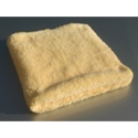 Mammoth Microfibre - Furry Canary - Extra Soft Buffing Towel