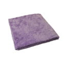 Mammoth Microfibre - Purple Canary - Extra Soft Buffing Towel