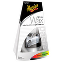 Meguiars Light Wax for White, Silver and Light Cars - FREE Applicator