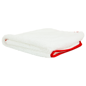 Monello Peluche Bianco Microfibre Cloth
