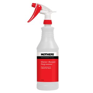 Mothers Professional Water-Based Degreaser Spray Bottle