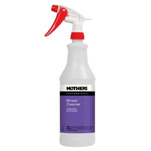 Mothers Professional Wheel Cleaner Spray Bottle