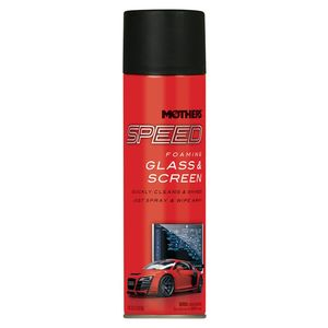 Mothers Speed Foaming Glass & Screen Cleaner