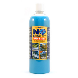 Optimum No Rinse Wash and Shine - New Formula