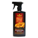 Pinnacle Crystal Clear Glass Cleaner with Water Repellent (32oz)