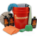 Pinnacle Wash Bucket Gift Pack