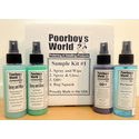 Poorboy's World Quick Detail Sample Kit #1