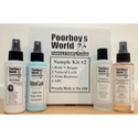 Poorboy's World Tyre & Trim Sample Kit #2