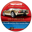 Mothers Pure Brazilian Carnauba Wax - Paste