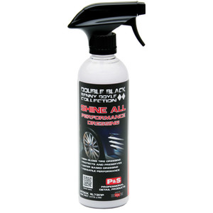 Renny Doyle Double Black Shine All Performance Tyre Dressing