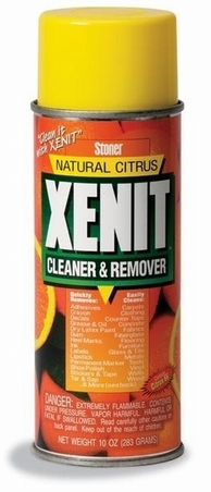 stoner xenit cleaner and remover. Black Bedroom Furniture Sets. Home Design Ideas