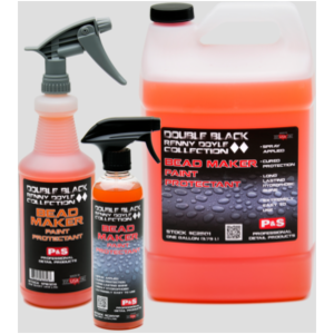 Renny Doyle Double Black Bead Maker Paint Protectant